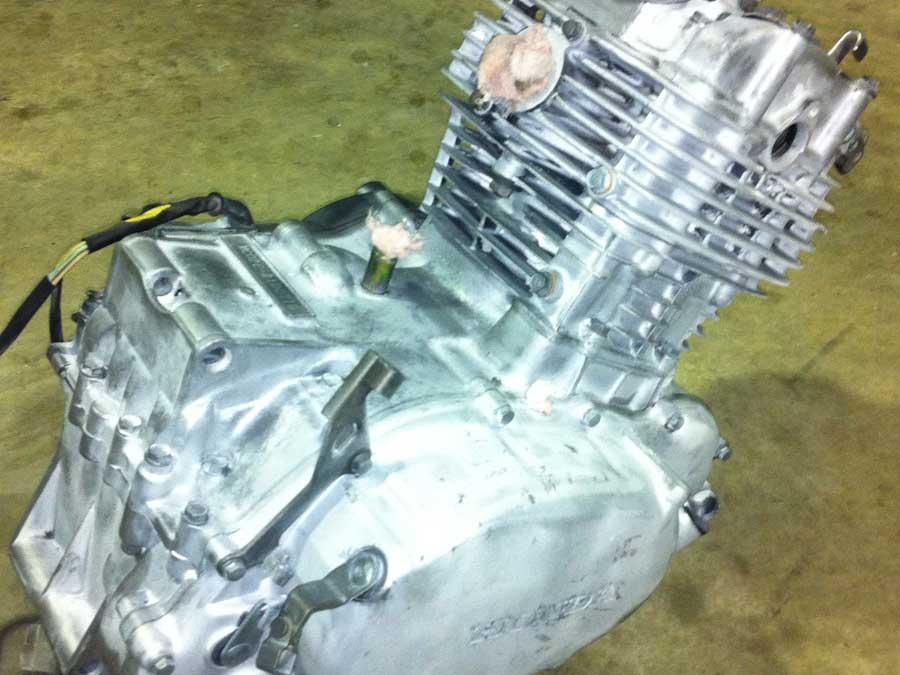 honda-cb250-engine-after