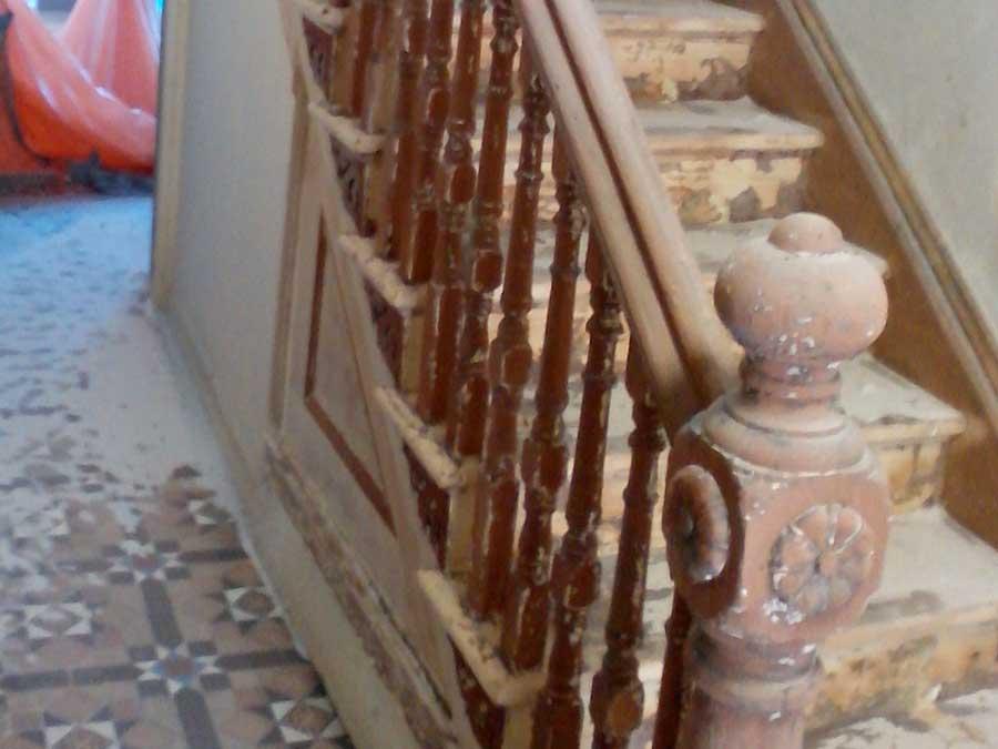 woodwork restoration